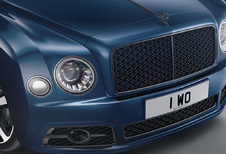Wordt de Bentley Mulsanne vervangen door een SUV boven de Bentayga?