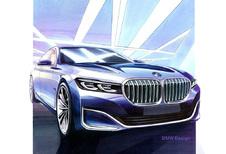 Opvolger BMW 7-Reeks krijgt elektrische topversie #1