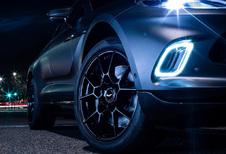 Aston Martin DBX ook als ruime zevenzitter en als slanke Coupé