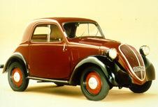 Le saviez-vous ? Il y a une Fiat 500 oubliée