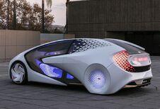 Voiture autonome : collaboration Toyota Momenta