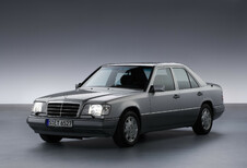 THROWBACK: Mercedes W124 (1986 - 1993) #1