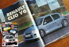 Wat vond (De) AutoGids in 2000 van de Renault Clio V6?