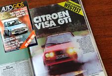 Wat vond (De) AutoGids in 1985 van de Citroën Visa GTi?