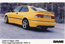 Que pensait Le Moniteur Automobile de la Saab 9-3 Viggen en 1999?