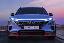 Hyundai toont Nexo N voor 1 april