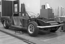 Ford a eu un projet de Mustang à moteur central