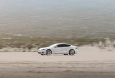 Tesla Model S en X nog sneller dankzij Cheetah Launch Mode #1