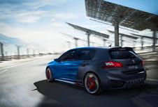 Peugeot 308 PSE wordt hybride hot hatch #1