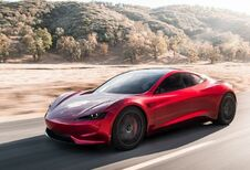 Tesla roadster : pour plus tard #1