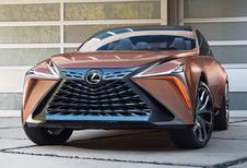Lexus LF-1 in productie als hybride rivaal voor Audi Q8 en Porsche Cayenne #1