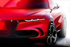 PSA helpt Alfa Romeo aan elektrische Brennero #1