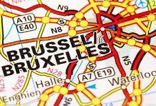 100 km/h sur le Ring de Bruxelles dès le 1er septembre