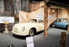 La Porsche 356 souffle ses 70 bougies à Autoworld #1