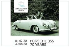 AutoWorld zet Porsche 356 onder de schijnwerpers