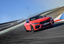 BMW M8 Competition doet rondje Ring in 7:32