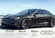 Tesla Model S Long Range Plus haalt recordautonomie