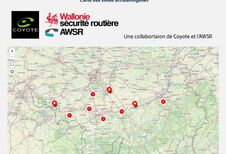 Collaboration entre Coyote et l'AWSR