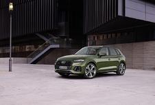 Audi Q5 : restylage subtil