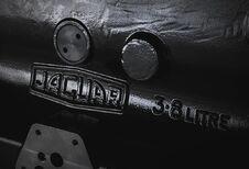 Jaguar reconstruit le XK 3.8 des Sixties