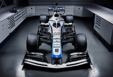 F1: Dit is de nieuwe livery van Williams voor 2020