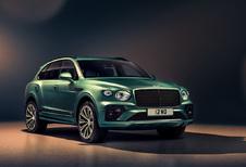 Grondige facelift voor Bentley Bentayga