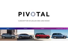 Jaguar Land Rover Pivotal: un abonnement pour tous les modèles