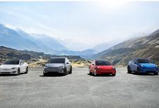 Tesla: plus de voitures livrées que prévu