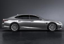 Lexus LS: facelift tot in de details