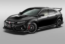 Mugen geeft Honda Civic Type R vleugels #1