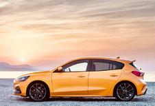 Ford Focus zet nieuw snelheidsrecord