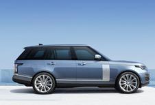 Jarige Range Rover krijgt mildhybride dieselmotor