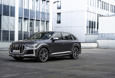 Audi SQ7 et SQ8 : échangent TDI contre TFSI