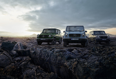 Mercedes G-Klasse krijgt Desert-modus