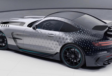 Gelekt: Mercedes-AMG GT Black Series P One Edition