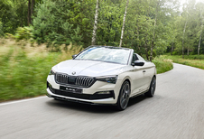 Skoda Slavia: Scala Roadster door studenten