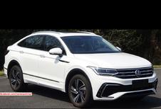 Gelekt: Volkswagen Tiguan X Coupé