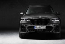 BMW zet X7 in de schaduw