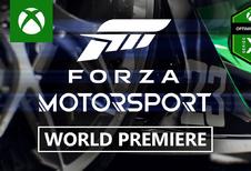 Nieuwe Forza Motorsport komt naar de XBox Series X