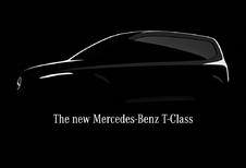 Mercedes Classe T : minibus basé sur le Citan