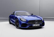 Restructuration de l'offre pour la Mercedes-AMG GT