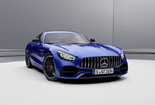 Mercedes-AMG GT: aanbod versimpeld