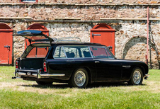 Près d'un million d'euros pour une DB6 Shooting Brake
