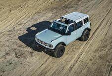 Plus de 230.000 réservations pour le nouveau Ford Bronco.