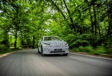 L'Enyaq iV camouflé pour l'anniversaire de Škoda