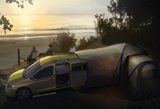 Volkswagen Caddy Beach: mini-California voor september