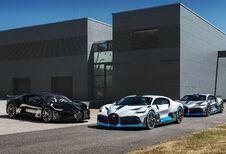 Bugatti Divo : premier exemplaire produit