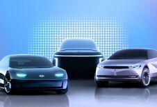 Ioniq wordt een apart Hyundai-merk
