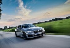 BMW 545e xDrive Sedan: Super plug-inhybride