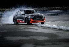 Audi ontwikkelt nieuw Quattro-systeem voor elektrische modellen